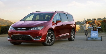 2018 Chrysler Pacifica Earns Two Awards for Family-Friendly Features