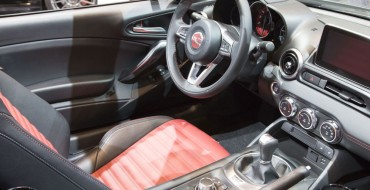 2018 Fiat 124 Spider Named One of the Best Cars with a Manual Transmission