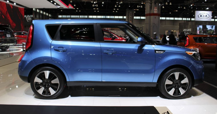 Kia Soul's Cool Style and Affordability Land It on Kelley Blue Book's Top 10 List for Seventh Time