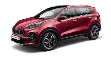 Kia Reveals New Diesel and Mild Hybrid Powertrains for Sportage