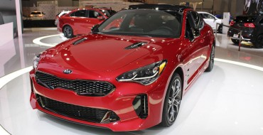 WardsAuto Appoints 2018 Kia Stinger GT to Its 10 Best Interiors List