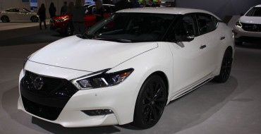 U.S. News & World Report Names Nissan Maxima One of Safest Cars for 2018