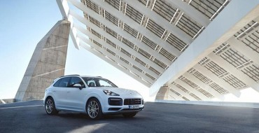 Porsche Cayenne Hybrid Gets More Power & Range