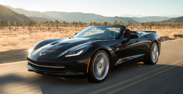 Chevy Corvette Stingray in Running for 2020 North American Car of the Year Title