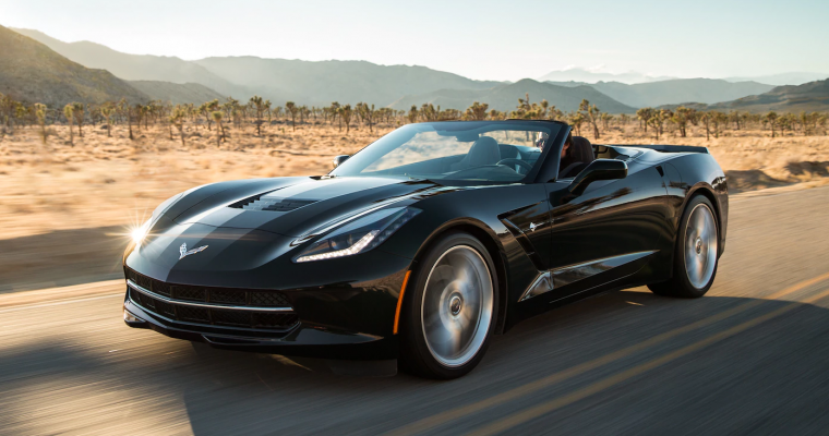 Chevrolet to Auction Off the Final Seventh-Generation Corvette