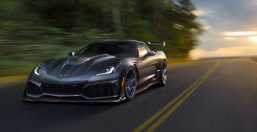 2019 Chevrolet Corvette ZR1 Overview