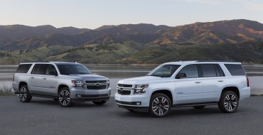Chevrolet Announces the RST Performance Package for the 2019 Suburban