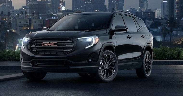 GMC Terrain Gets Updated Package Options, Safety Features for 2019