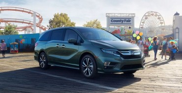Honda's April 2018 Sales: Trucks Up, Cars Down
