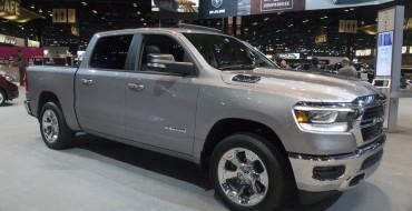 Greater Atlanta Automotive Media Association's Best Family Car Title Awarded to 2019 Ram 1500