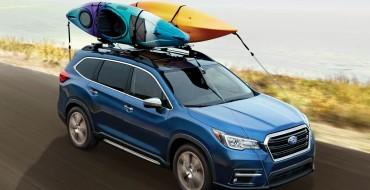 Subaru Reports Record September Sales