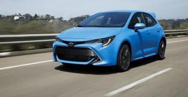 Toyota Corolla Hatchback Will Start Under $20,000