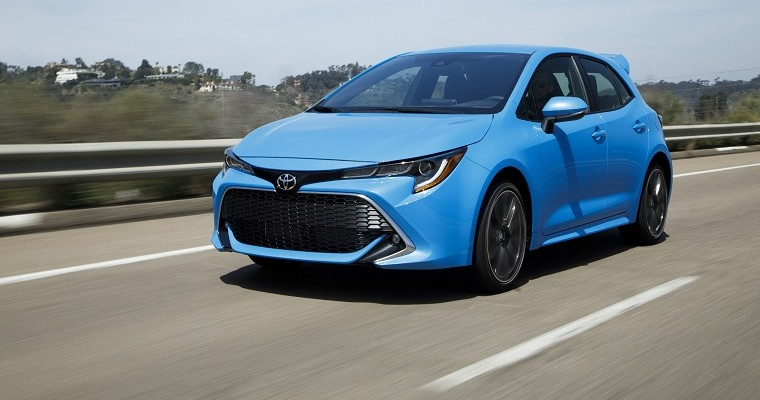 Toyota Corolla Hatchback Will Start Under $20,000