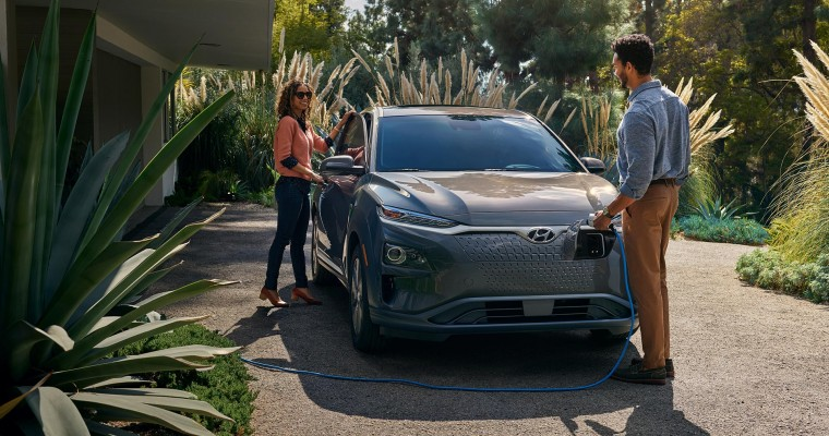 A Closer Look at Hyundai's Hybrid and Electric Vehicle Lineup