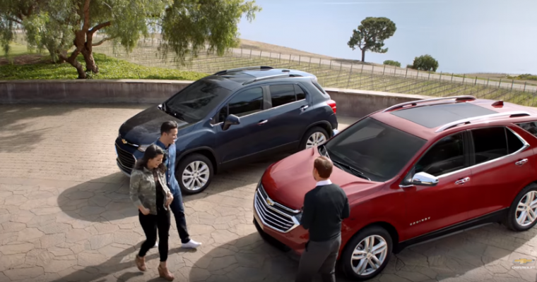 What Are the Differences Between the 2019 Chevy Trax and Equinox?