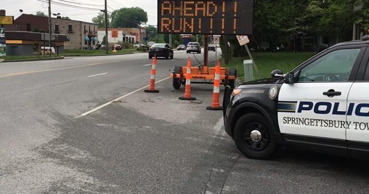 No Zombies in Pennsylvania, Despite Misleading Road Sign