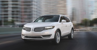 Lincoln Lands on IIHS List of Safe Vehicles for Teens