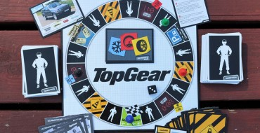 Review of Top Gear: The Ultimate Car Challenge Board Game