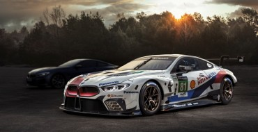 BMW to Officially Unveil the 2019 BMW 8 Series at the 24 Hours of Le Mans