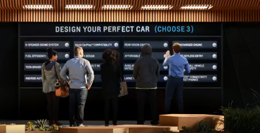 New Chevy Cruze Commercial Emphasizes an Array of Options