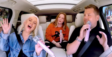 Christina Aguilera Talks Childhood Crushes and Being a Diva on James Corden's Carpool Karaoke