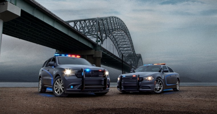 Dodge Releases the 2018 Dodge Durango Pursuit Police Vehicle