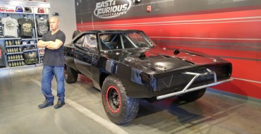 """""""Fast & Furious: Supercharged"""" Celebrates Its Grand Opening at the Universal Orlando Resort"""