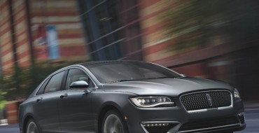 Lincoln MKX, MKZ Hybrid Win Vincentric Best Fleet Value in America Awards