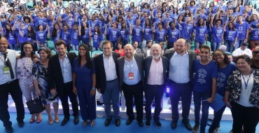 Ford Education Program for Young People Graduates 100 Students at Ceremony in Salvador