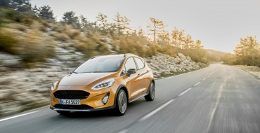 Ford Scores 1-2-3 Finish in Q2 UK Sales