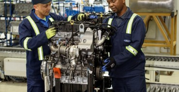 Ford Adds New Assembly Line For Ranger Raptor Engine at Struandale Engine Plant in Port Elizabeth