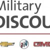 GM Extends Military Discount to 3 Years After Discharge