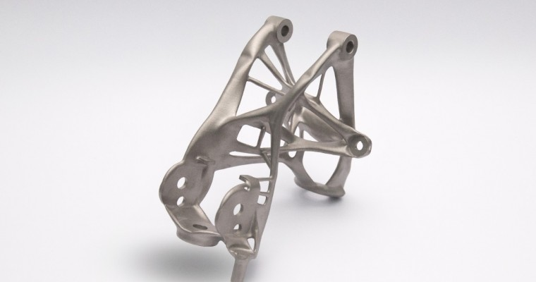 GM Uses Advanced Software, 3D Printing to Make Kinda Creepy-Looking Lightweight Parts