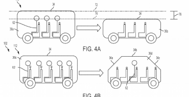 GM Files Patent for Folding Cars
