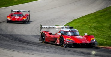 Historic Win for Mazda Team at Mid-Ohio