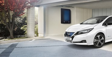 All-in-One Energy Solution from Nissan Available Now in the UK