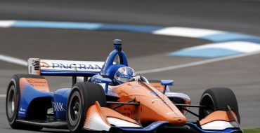 Honda Scores Podium Finish at INDYCAR Grand Prix