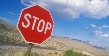 New Solar-Powered Stop Signs Could Make Country Roads Safer