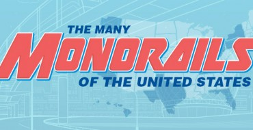 Infographic: The Many Monorails of the United States
