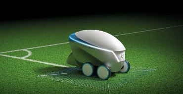 Nissan Intelligent Mobility Shows Off At UEFA Champions League