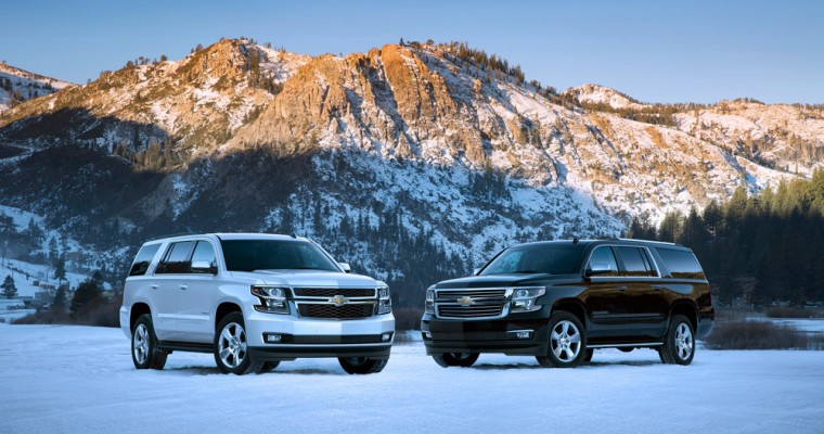 What are the Differences Between the 2018 Chevrolet Tahoe and Suburban?