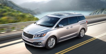 Four Kia Models Named to US News' List of 24 Affordable Family Cars