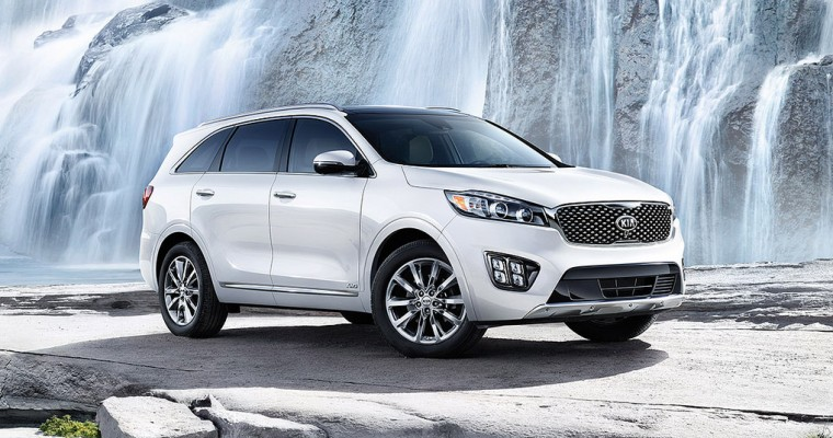 2018 Kia Sorento Earns Spot on US News List of 21 Safest SUVs