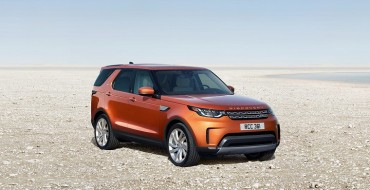 Land Rover Discovery Production Moved Out of the UK