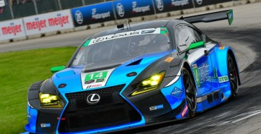 Lexus Looks to 6-Hour Watkins Glen Race with Record Pole Position