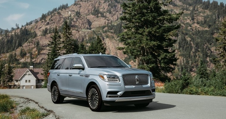 Lincoln Navigator Wins Edmunds Editors' Choice for Best Luxury SUV