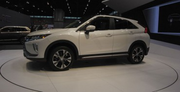Latin NCAP Awards 2018 Mitsubishi Eclipse Cross with 5-star Adult Occupant Protection Rating