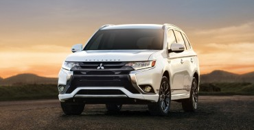 Mitsubishi Outlander PHEV Wins 2019 Green SUV of the Year