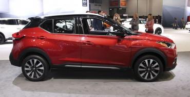 2018 Nissan KICKS Overview