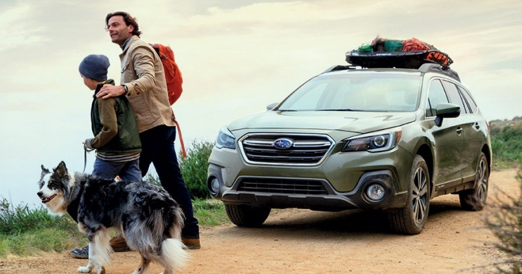 The Humane Society of Greater Dayton is Giving Away a 2018 Subaru Outback